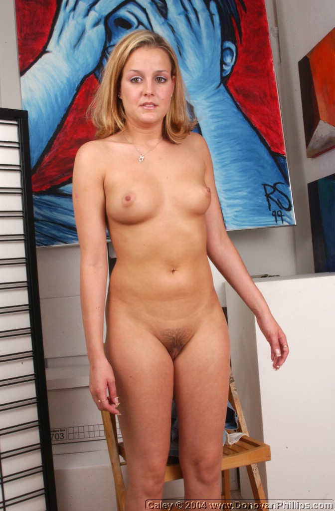 Girls naked at college